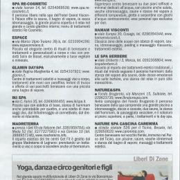 Rassegna stampa - articolo tuttoMILANO