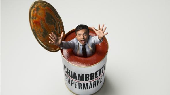 Waterbowl Show @ Chiambretti SuperMarket