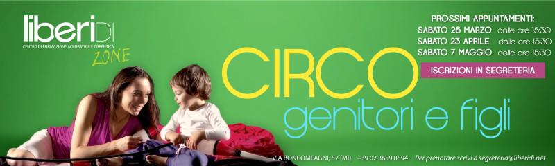 Circo Genitori e figli