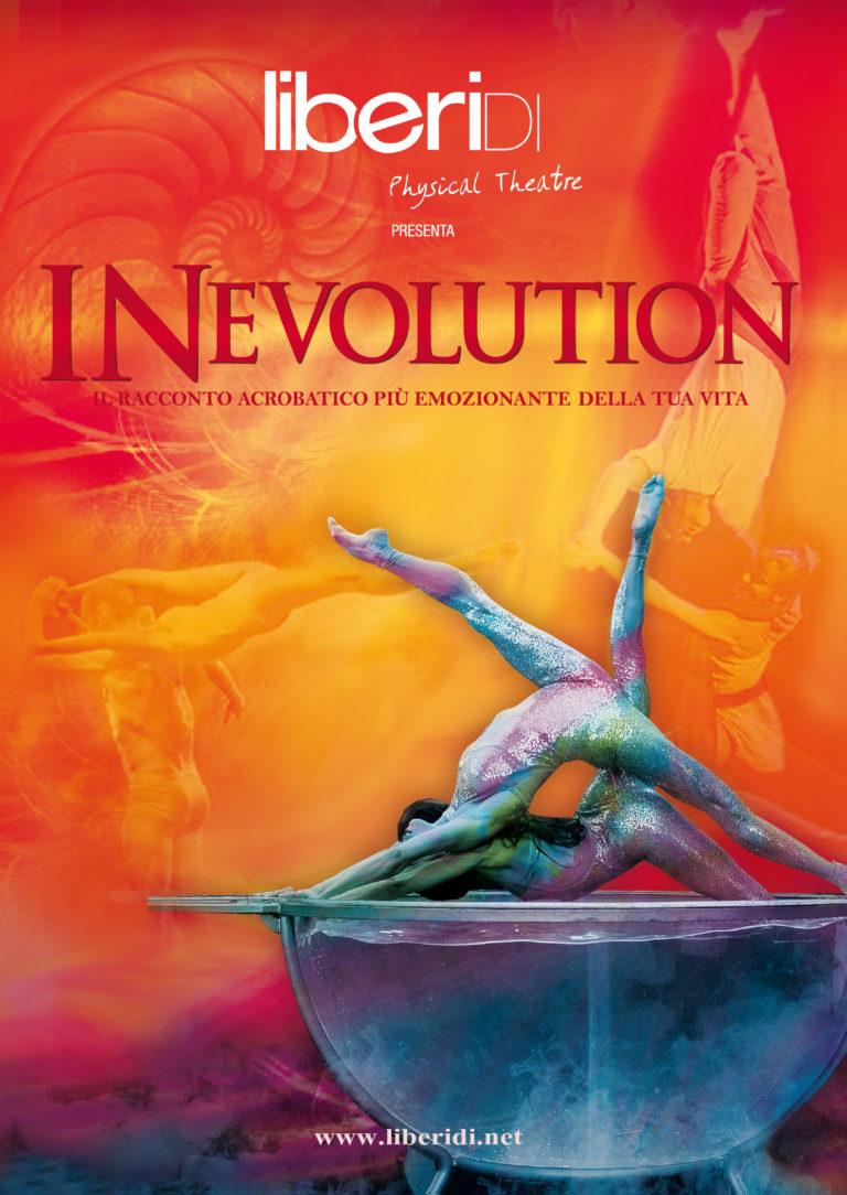 Produzione Teatrale Liberi Di...Physical Theatre. - Inevolution - Spettacolo acrobatico