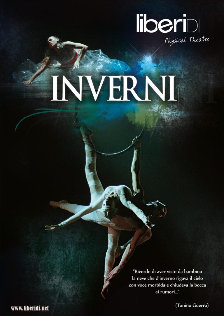 Produzione Teatrale Liberi Di...Physical Theatre. - INVERNI - Spettacolo acrobatico