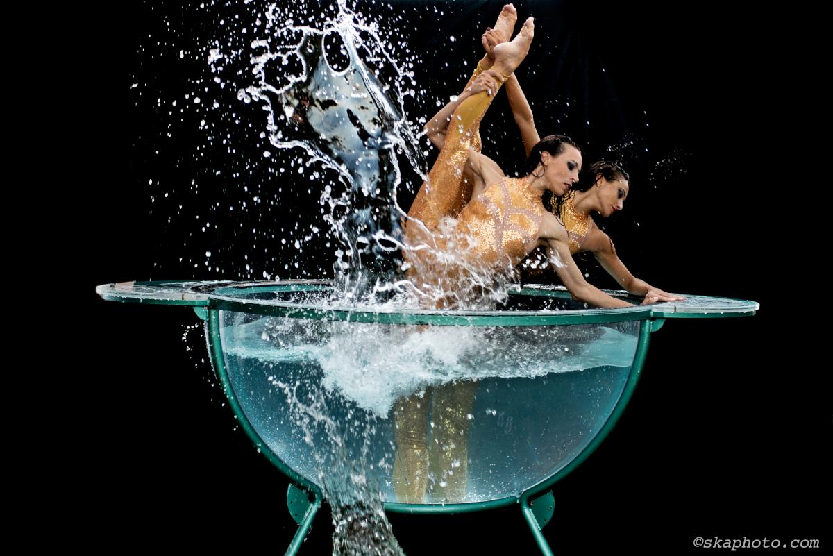 Liberi Di...Physical Theatre, eventi, compagnia acrobati Milano