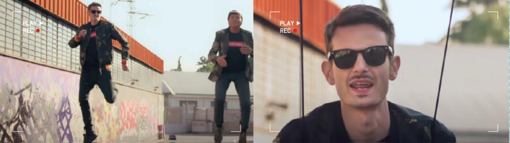 Liberi Di...Cine-Studio : lo spazio è stato utilizzato per produzioni di spot pubblicitari e video musicali. il nostro staff tecnico ha fatto volare: Rovazzi, Gianni Morandi nel video ufficiale di Volare.