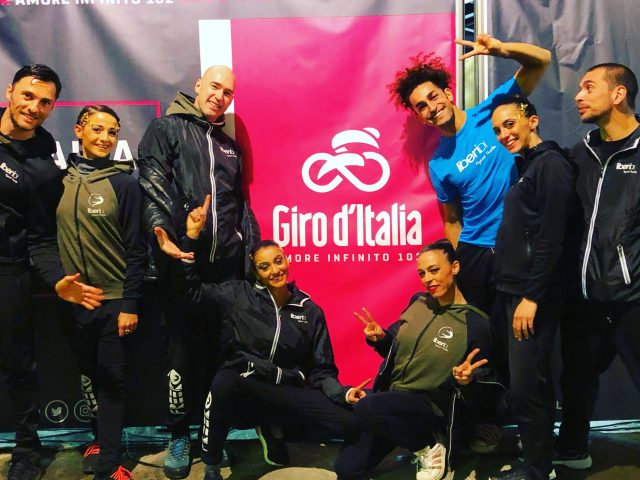 Eventi: Giro d'Italia. Liberi Di...Physical Theatre